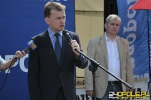 """MSWiA o poszerzeniu Opola: """"To naturalny proces, gwarantujący rozwój""""."""