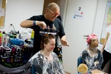 Salony fryzjerskie z Opola grają na rzecz WOŚP