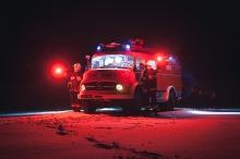 Wóz ma już 50 lat, ale wciąż służy ratowaniu życia