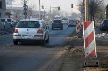 Uwaga kierowcy i piesi! W poniedziałek ruszy przebudowa ulicy Niemodlińskiej.