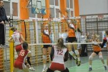 ECO AZS Uni Opole łatwo wygrało kolejny mecz