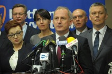 Schetyna, Arłukowicz, Siemoniak. Parlamentarna ofensywa PO na Opolszczyźnie.