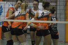 ECO UNI wygrało pierwszy mecz fazy play-off