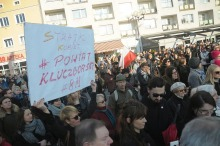 Kobiety stanęły w obronie swoich praw na Placu Wolności