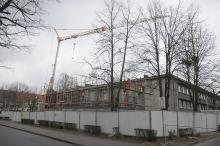 Zobacz, jak powstaje budynek Collegium Medicum UO