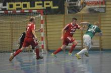 Berland Komprachcice przegrał z liderem I ligi