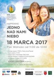 W sobotę happening z okazji Światowego Dnia Zespołu Downa