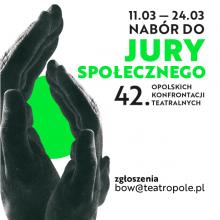 Zostań społecznym jurorem 42. Opolskich Konfrontacji Teatralnych