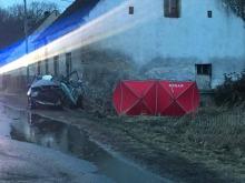 30-latek zginął w wypadku w Kotlarni