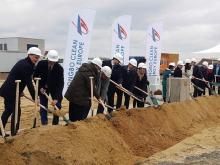Będzie praca dla 100 osób. Chiński inwestor buduje fabrykę w Opolu.