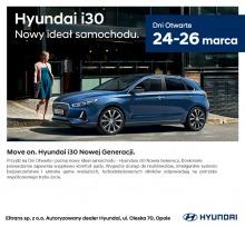 24-26 marca - Dni Otwarte w salonie Hyundai!