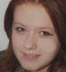 Zaginęła 16-letnia Patrycja Śliwa