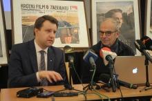 Sławomir Idziak zachęca mieszkańców do udziału w projekcie filmowym o Opolu