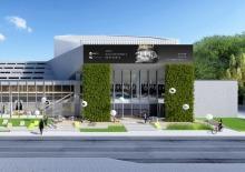Zobacz, jak będzie wyglądał Teatr im. Jana Kochanowskiego po przebudowie