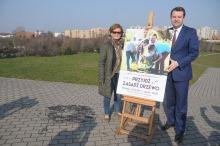 Miasto zaprasza mieszkańców do wspólnego sadzenia drzew