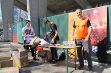 Kibice zebrali ponad 2000 książek dla polskich szkół na Litwie