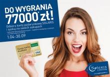 Solaris Center rozda swoim klientom 77 000 zł na zakupy