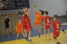 Młodzi szczypiorniści walczą w Mini Handball Lidze