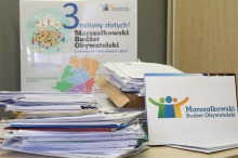 Wybrano 117 wniosków w Marszałkowskim Budżecie Obywatelskim
