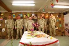 Opolscy logistycy spędzają Wielkanoc w Afganistanie