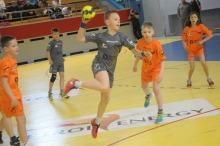Młodzi szczypiorniści rywalizują w Mini Handball Liga