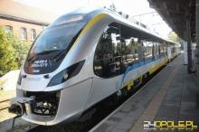 Podróżowanie koleją po Opolu alternatywą dla stania w korkach?