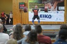 Arkadiusz Michalski zwyciężył w Indywidualnym Pucharze Polski ciężarowców