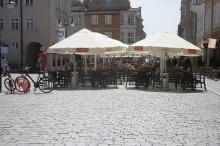 W Opolu rusza sezon na ogródki gastronomiczne