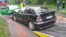 56-letni kierowca opla zginął w Zdzieszowicach