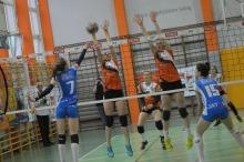 W Opolu trwa turniej finałowy o I Ligę siatkówki kobiet