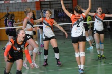 Eco AZS Uni Opole awansowało do I ligi siatkówki kobiet