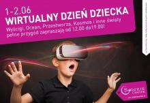 Solaris Center zabierze dzieci w podróż po wirtualnych światach