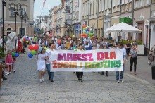 Rodzina i życie największą wartością. Manifest na marszu w Opolu
