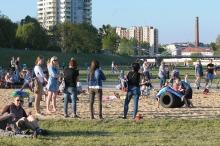 Co zrobić z miejską plażą w Opolu? Niedługo koniec sondy