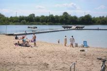 Kąpieliska w Opolu już prawie gotowe na sezon