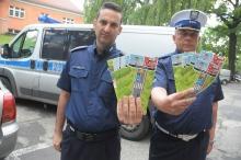 """Opolska policja apeluje: """"Łapki na kierownicę!"""""""
