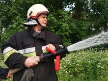 Całe życie pomagał innym. Teraz strażak z Zawady sam potrzebuje wsparcia.