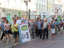 Powiększenie Opola i kolejna miesięcznica.