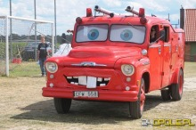 Strażacy bawią się dziś w Główczycach na zlocie pojazdów pożarniczych