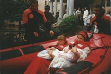 Strażacy o Powodzi Tysiąclecia: krajobraz jak po wojnie i niespotykana solidarność ludzi