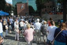 Na scenie zespół Angelus, tłumy przed filharmonią. Zobacz zdjęcia