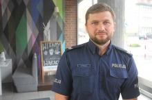 Dariusz Świątczak - policja w akcji przeciwko oszustom