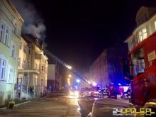 Zapadł wyrok ws. pożaru komendy policji w Nysie