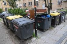 Szczury i smród z odpadów na ul. Franciszkańskiej w Opolu przeszkadzają mieszkańcom