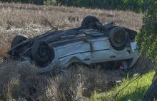Wypadek na DK 39 niedaleko Brzegu. Nie żyje jedna osoba