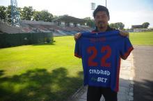 Daisuke Matsui oficjalnie piłkarzem Odry Opole!