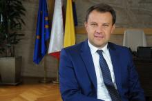 Arkadiusz Wiśniewski - ponad 100 milionów na dużą inwestycję drogową