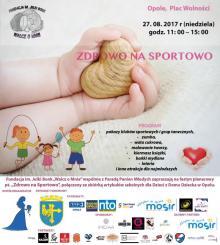 Już w niedzielę charytatywny piknik fundacji im. Julki Bonk