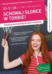 Kreatywne eko-wartszaty dla dzieci i młodzieży w Solaris Center