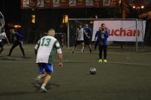 160 zawodników wzięło udział w nocnym turnieju piłki nożnej